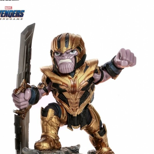 Avengers Endgame Mini Co. PVC Figure Thanos 20 cm