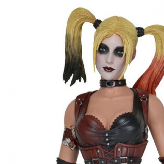 Batman Arkham City Action Figure 1/4 Harley Quinn 46 cm