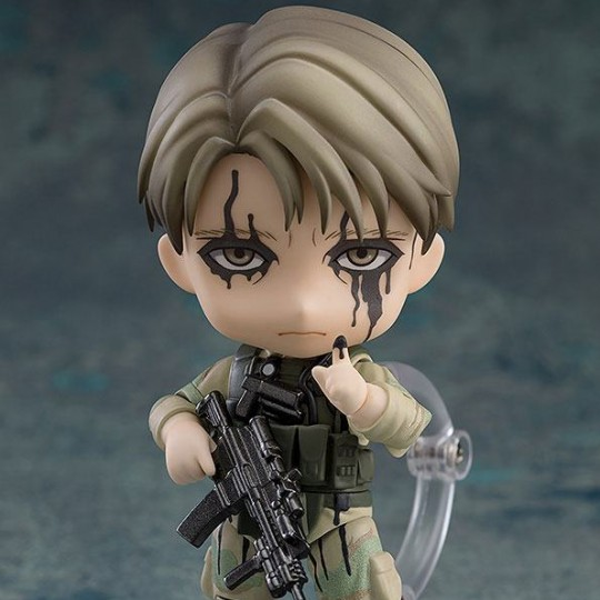 Death Stranding Nendoroid Action Figure Cliff 10 cm