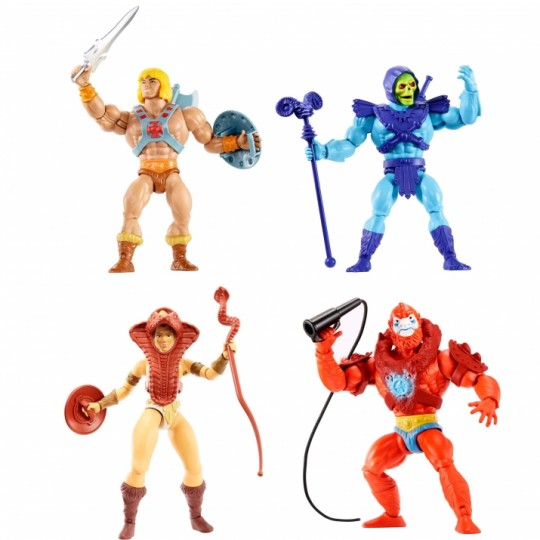 Masters of the Universe Origins Action Figures 14 cm 2020 Wave