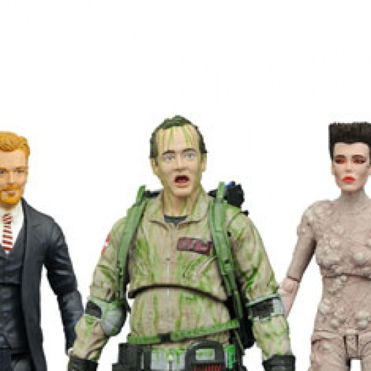 Ghostbusters Select Action Figures 18 cm Series 4 Assortment