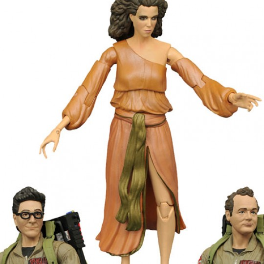 Ghostbusters Select Action Figures 18 cm Series 2 Assortment