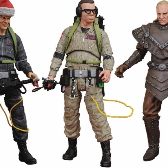 Ghostbusters 2 Select Action Figures Series 6 18 cm Set