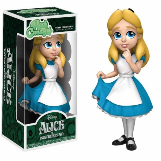 Alice in Wonderland Rock Candy Vinyl Figure Alice 13 cm