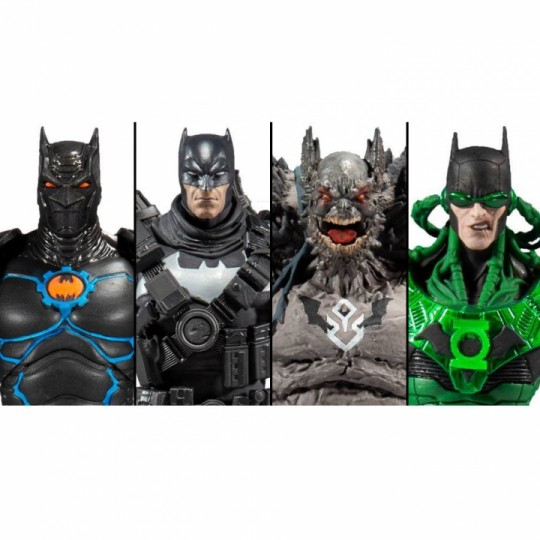 DC Multiverse Action Figure Dark Nights Metal 18 cm