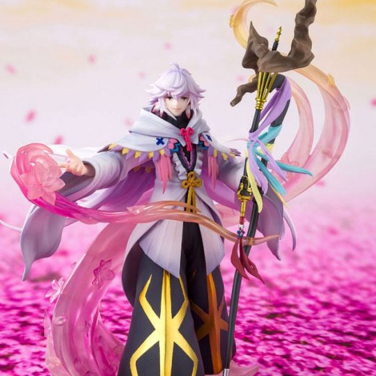 Fate/Grand Order - Absolute Demonic Front: Babylonia Figuarts ZERO PVC Statue Merlin 25 cm