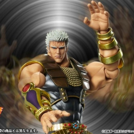 Fist of the North Star S.A.S Action Figure Chozokado Raoh 21 cm