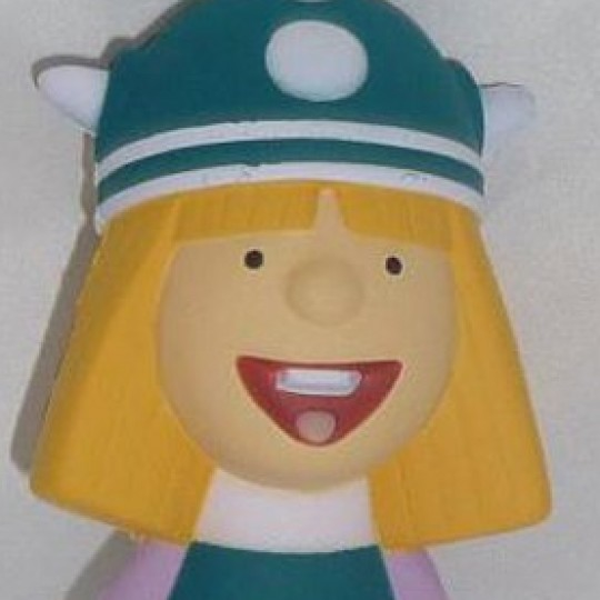 Classic Anime Collection Stress Doll Vicky the Viking