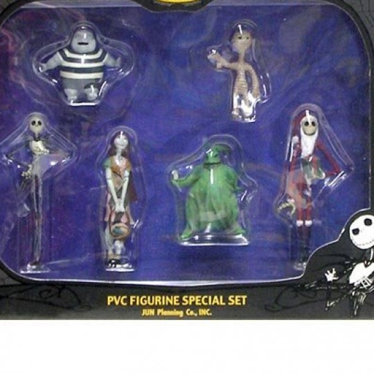 NBX FIGURE BOX Special Seet 6pz (JUN)