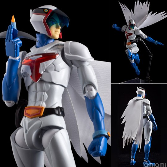 Tatsunoko Heroes Fighting Gear Gatchaman G-1 Ken