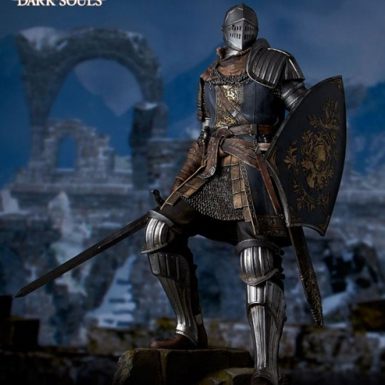 Dark Souls Statue 1/6 Oscar Knight of Astora 32 cm