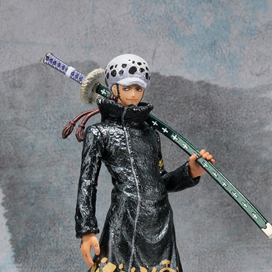 Figuarts Zero One Piece Trafalgar Law Seven Warlords
