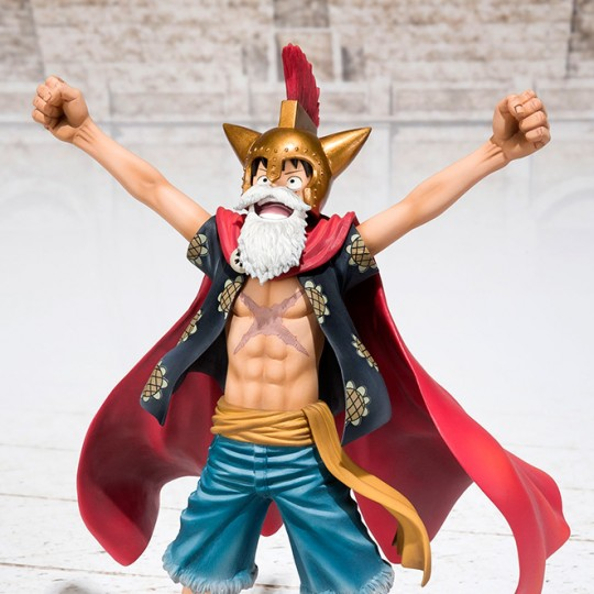 Figuarts Zero One Piece Gladiator Lucy
