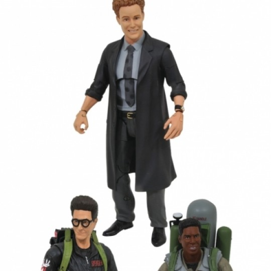 Ghostbusters 2 Select Action Figures Series 7 18 cm Set