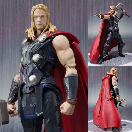 Avengers Age of Ultron Thor SH Figuarts