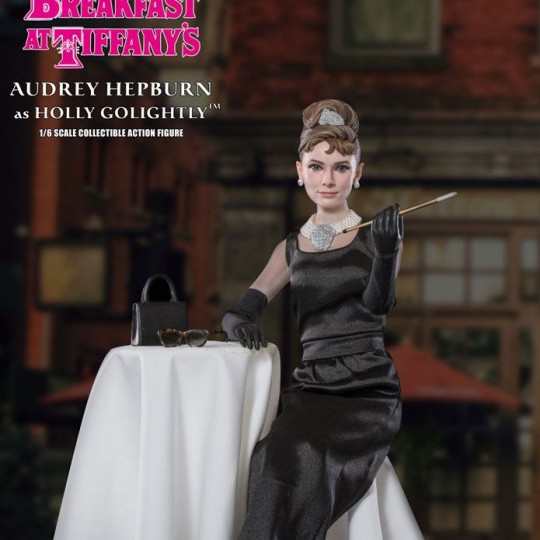 Breakfast at Tiffany's Action Figure 1/6 Holly Golightly (Audrey Hepburn) Deluxe Ver. 29 cm