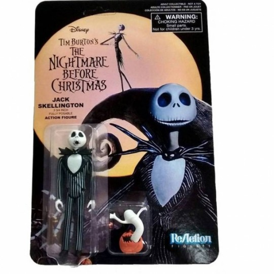 Nightmare Before Christmas Jack ReAction Figure