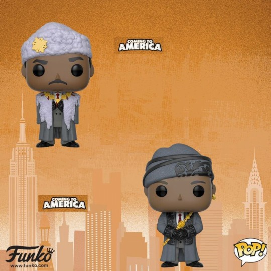Coming to America / Il Principe Cerca Moglie POP! Movies Vinyl Figure 9 cm