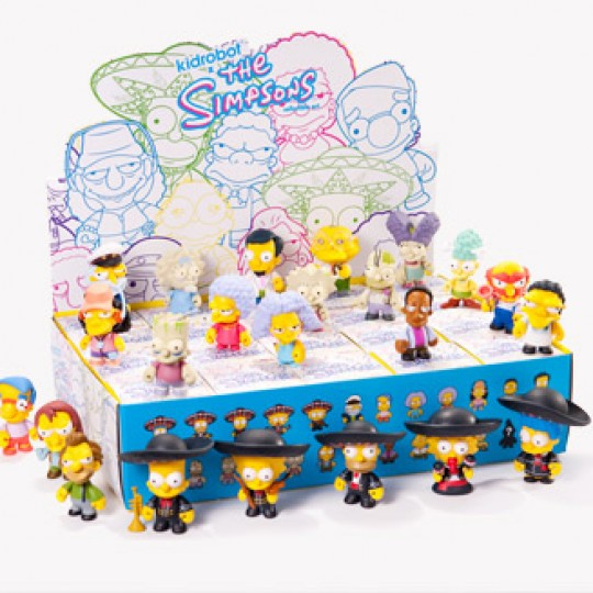 The Simpsons Mini Figure Vol.2 8 cm