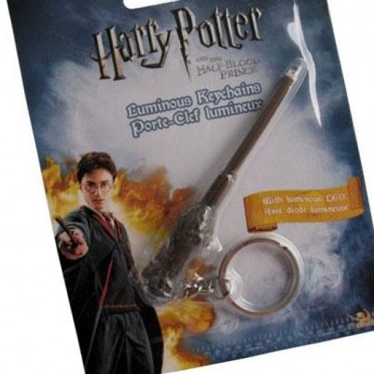 Harry Potter Keychain Harry's Wand illuminating