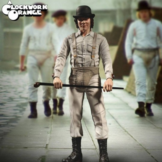A Clockwork Orange Action Figure Alex 30 cm