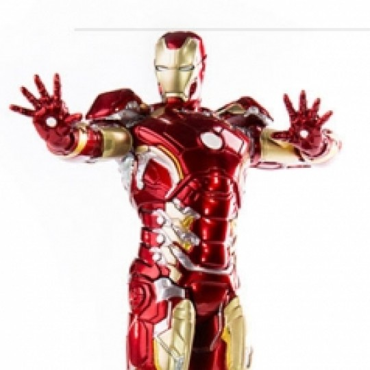 Avengers Age of Ultron Statue 1/10 Iron Man Mark XLIII 28 cm