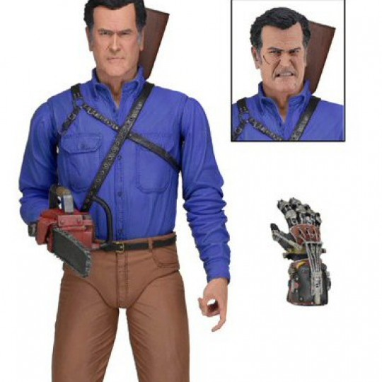 Ash vs. Evil Dead Action Figure Series 1 Ash Williams Hero