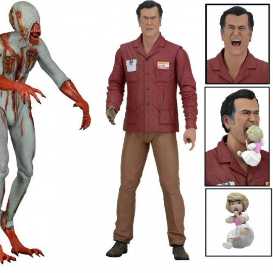 Ash vs. Evil Dead Action Figure Series 1 Ash Williams Value Stop / Eligos