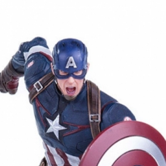 Avengers Age of Ultron Statue 1/10 Captain America 17 cm